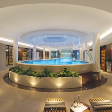 Uniworld Century Paragon indoor pool