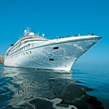 Windstar Cruises - Star Pride at sea