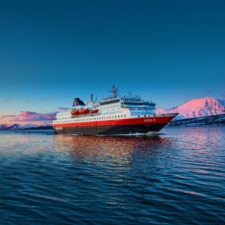 Hurtigruten - MS Nordlys