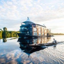 Aqua Expeditions - Aria Amazon