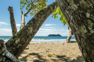 Puntarenas beach, Costa Rica