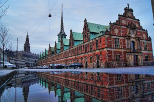 Old Stock Exchange, Copenhagen