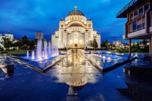 St Sava temple, Belgrade