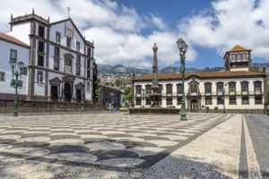 Funchal city hall, Madeira