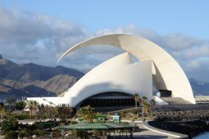 Santa Cruz de Tenerife auditorium