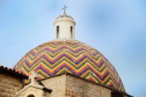 San Paolo Church, Olbia, Sardinia