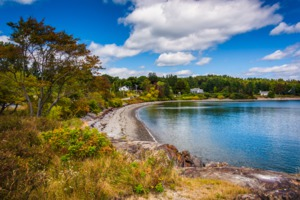 Frenchman Bay, Bar Harbor, Maine