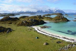 Vesteralen Islands, Norway