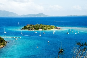 Virgin Gorda & Marina Cay, British Virgin Islands