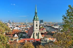 St Martin's Cathedral, Bratislava, Slovakia