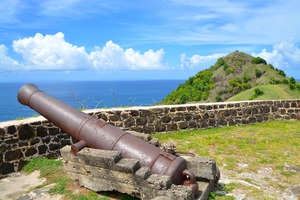 Fort Rodney, Pigeon Island, Saint Lucia