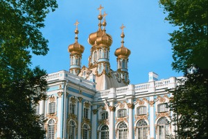Catherine's Palace, St Petersburg