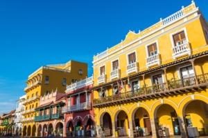 Colonial centre, Cartagena