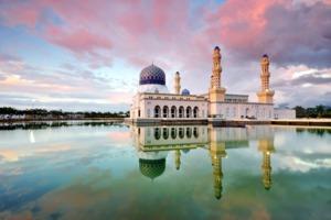 Floating Mosque, Kota Kinabalu