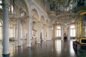 Pavilion Hall at The Hermitage, St Petersburg