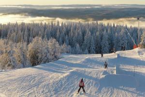 Oslo Winter Park, Tryvann
