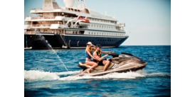 SeaDream Yacht Club - one of our favourite small cruise ships