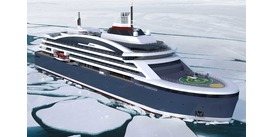 Ponant's Icebreaker, one of five new ships in the pipeline