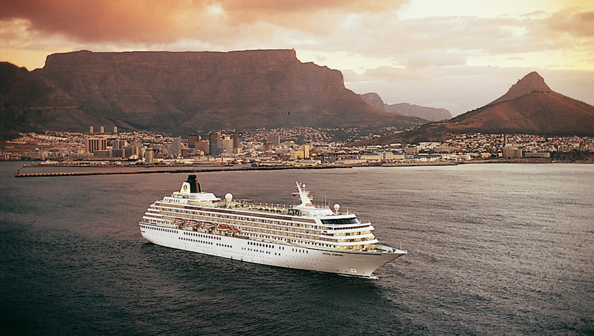 Crystal Symphony Capetown
