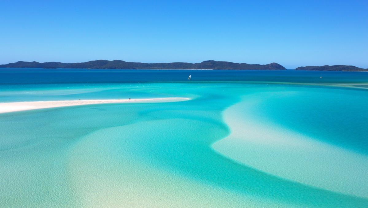 Australasia & Pacific cruises - Whitsunday Islands