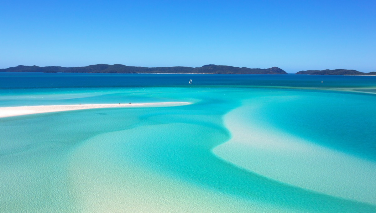 Whitehaven Beach, Whitsunday Islands