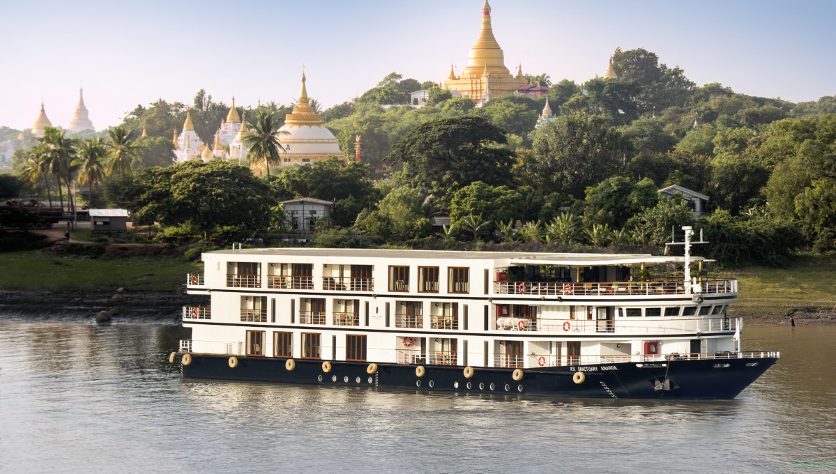 Sanctuary Ananda in Burma