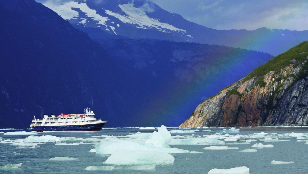 Lindblad in Alaska