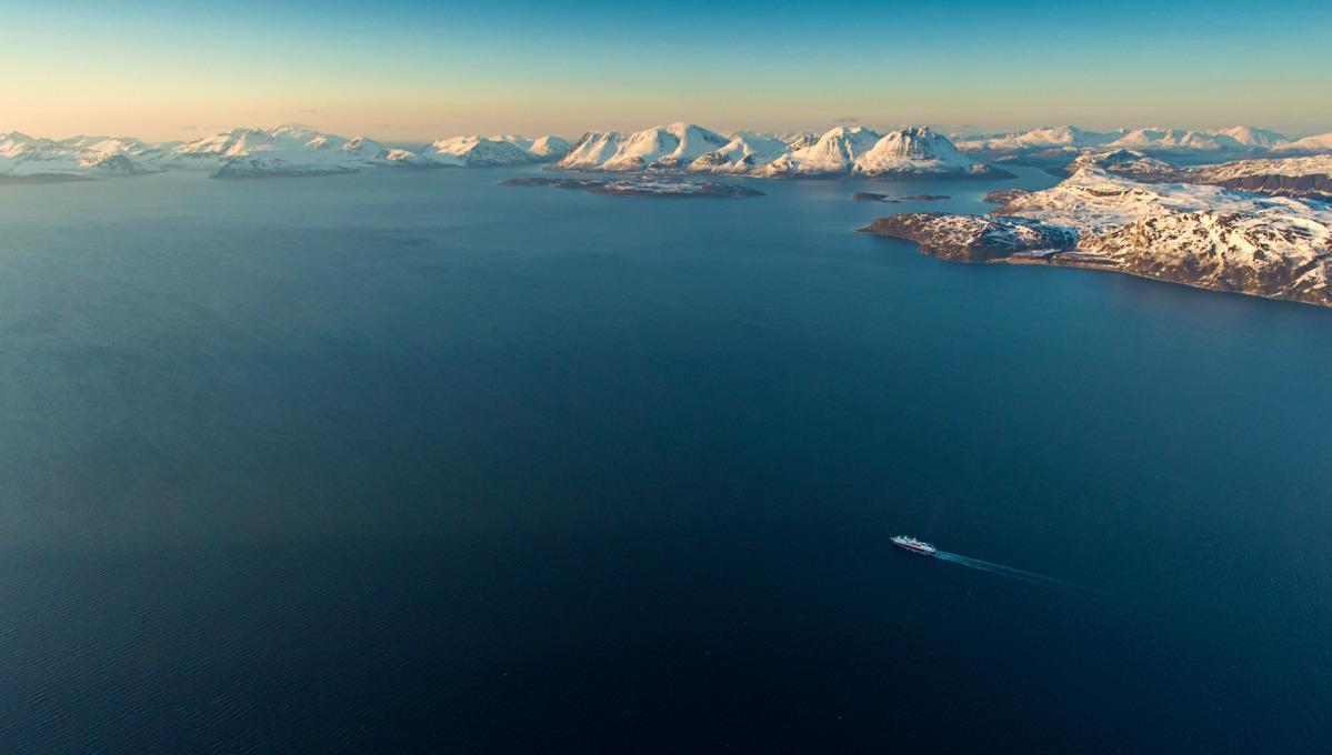 Lyngenfjorden, Norway