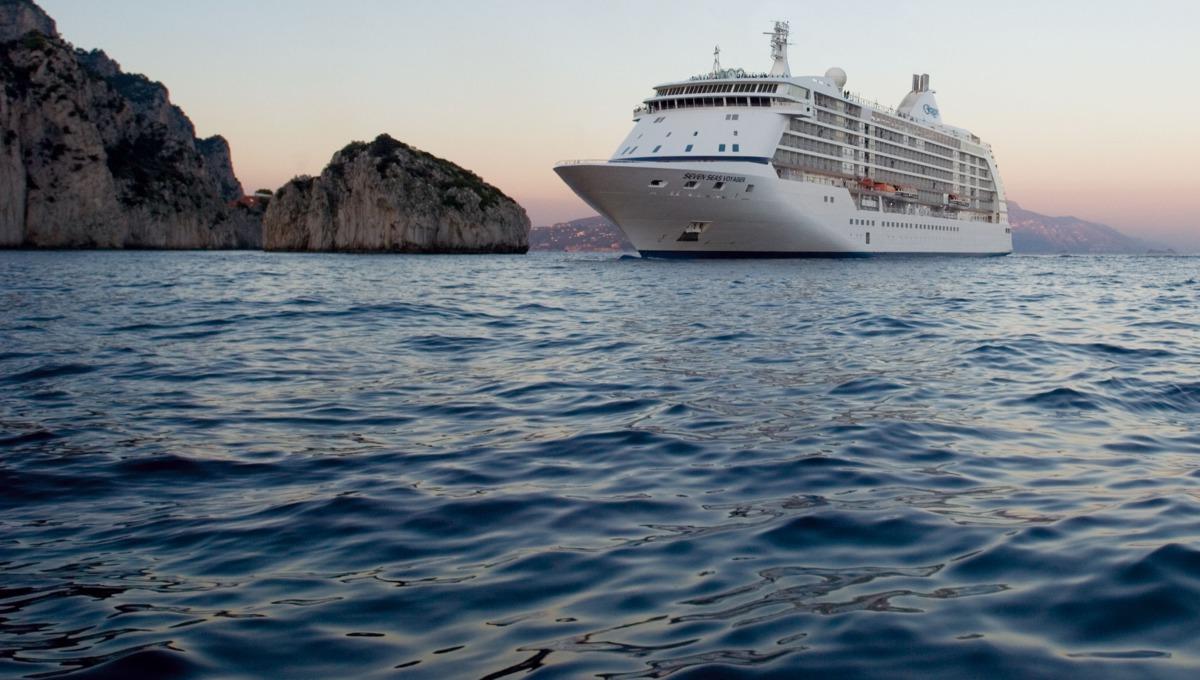 Regent Voyager in Capri