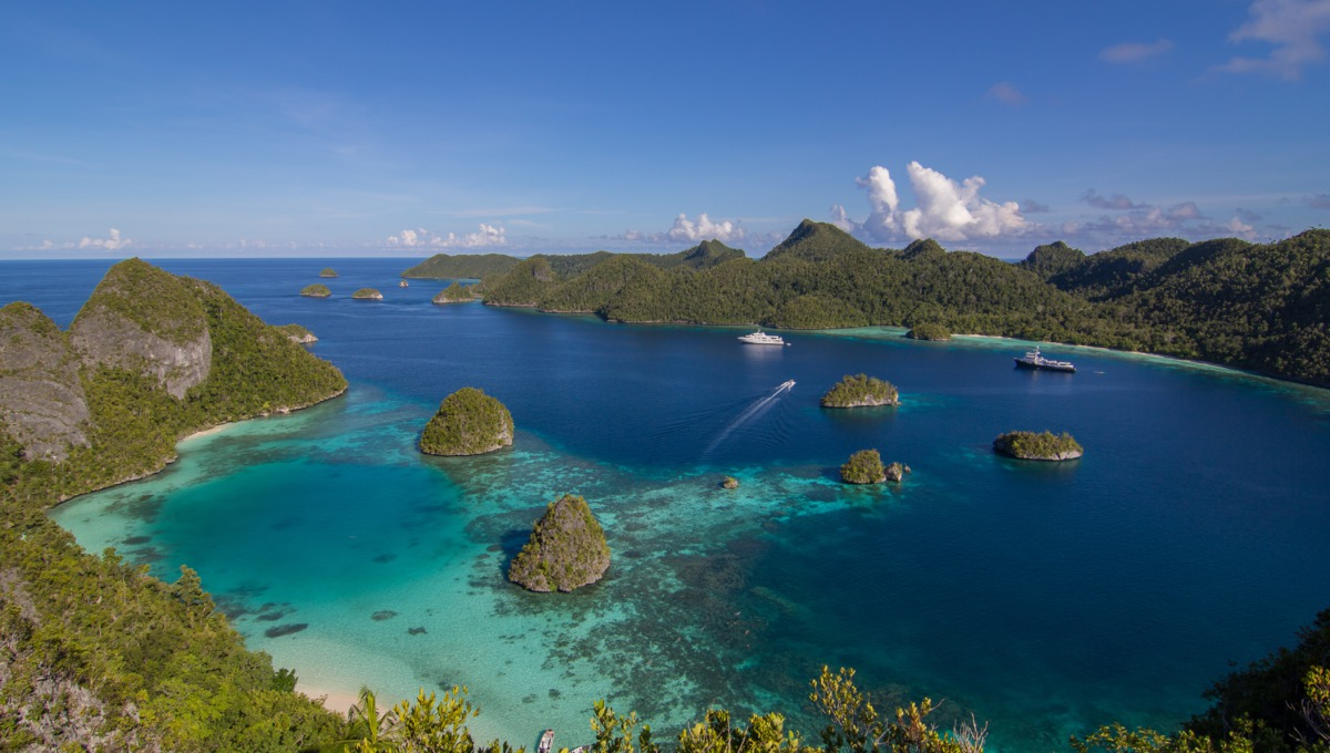 Raja Ampat, Indonesia