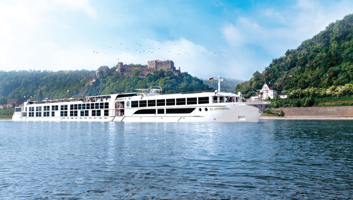 Uniworld on the Rhine
