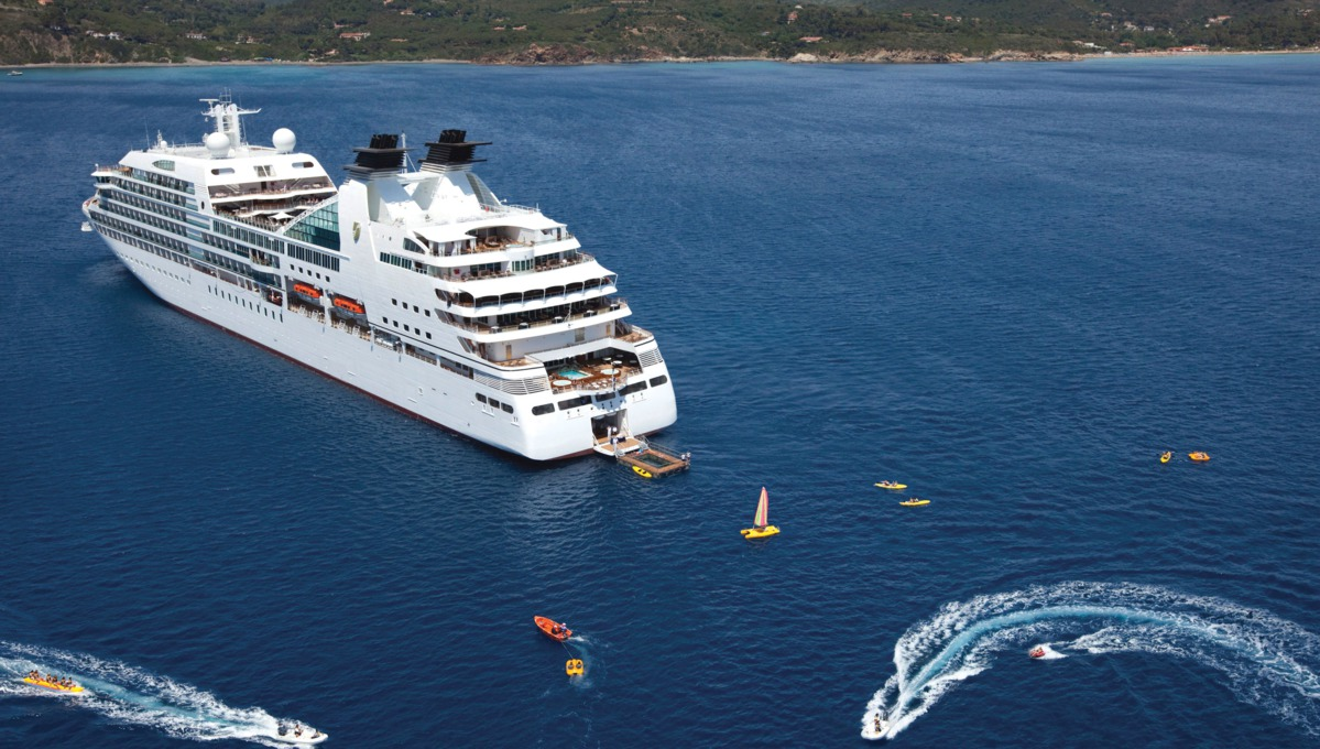 Seabourn Cruises - Seabourn Quest