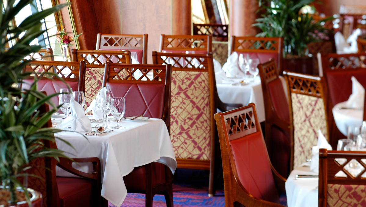 Holland America Line cruises - MS Oosterdam Vista Dining Room