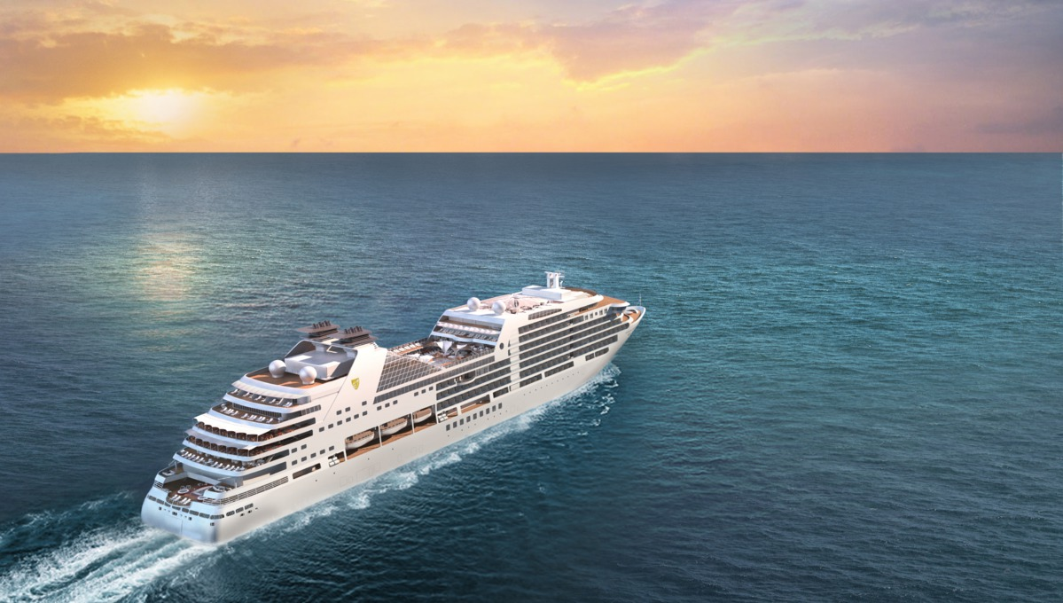 Seabourn Encore - Designed by Adam Tihany