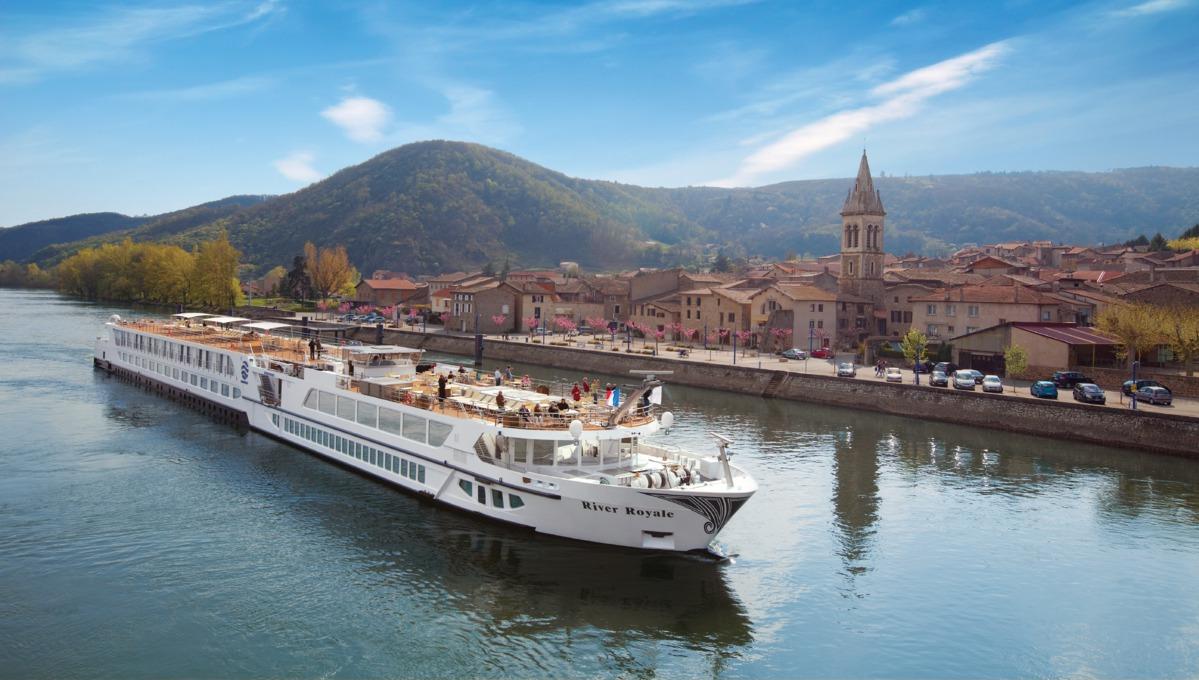 Uniworld River Cruises - River Royale in France