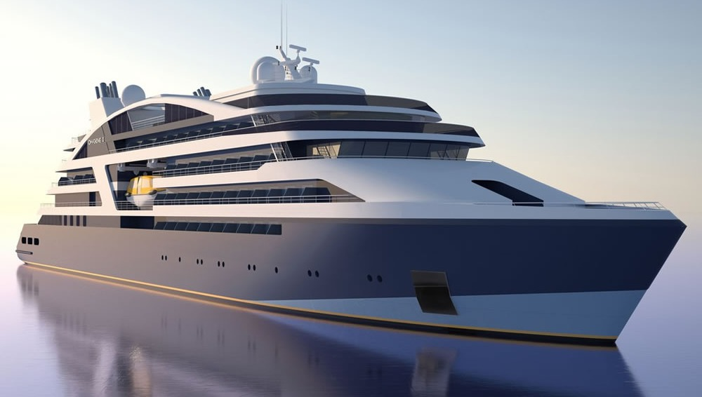 Ponant - New expedition ships announced