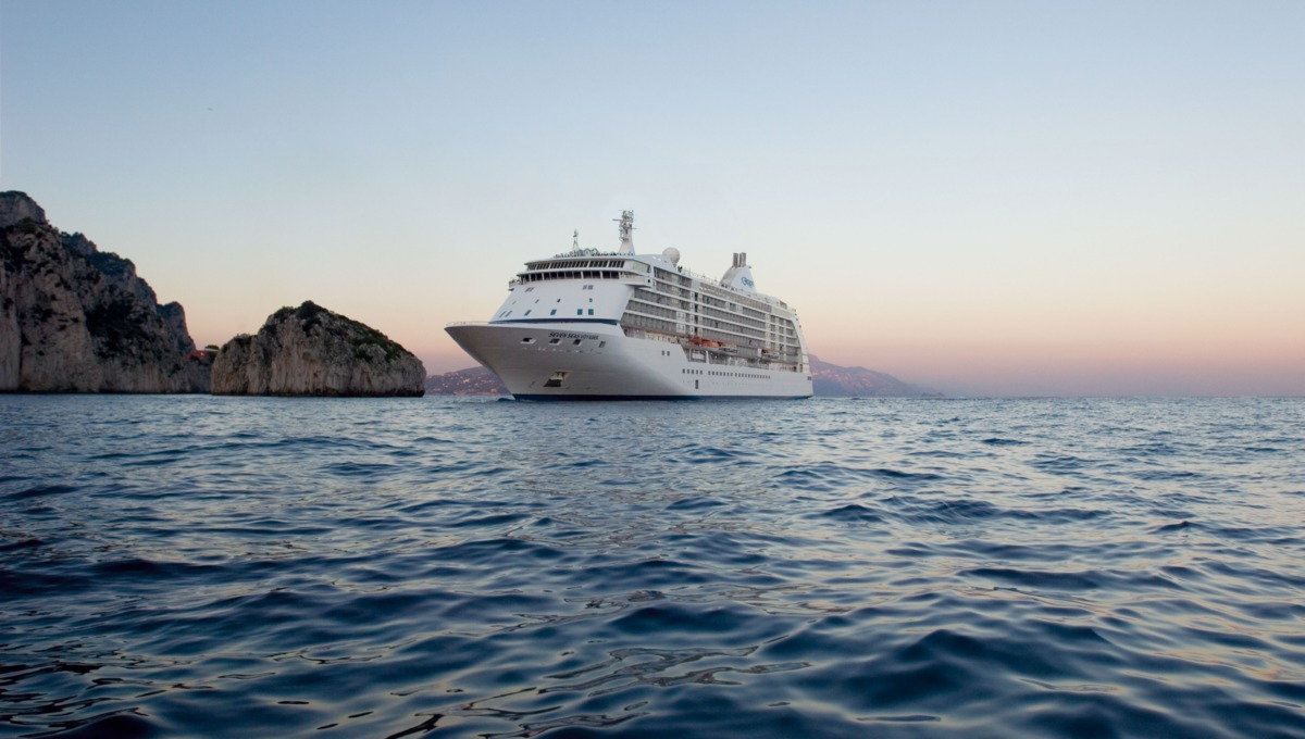 The best luxury cruise lines: Regent Seven Seas Cruises