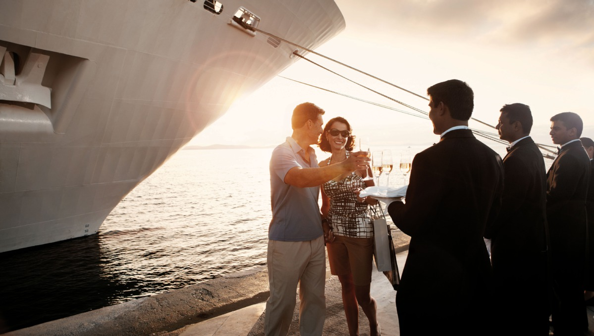 The best luxury cruise lines: Silversea