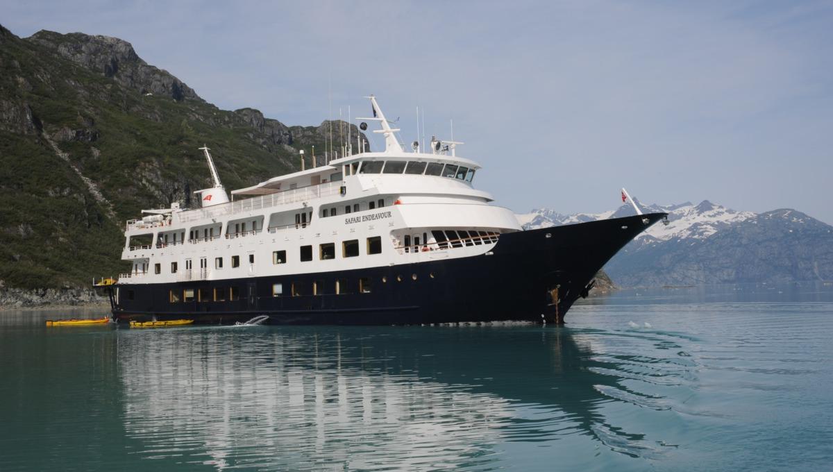 Un-Cruise Adventures - Safari Endeavour