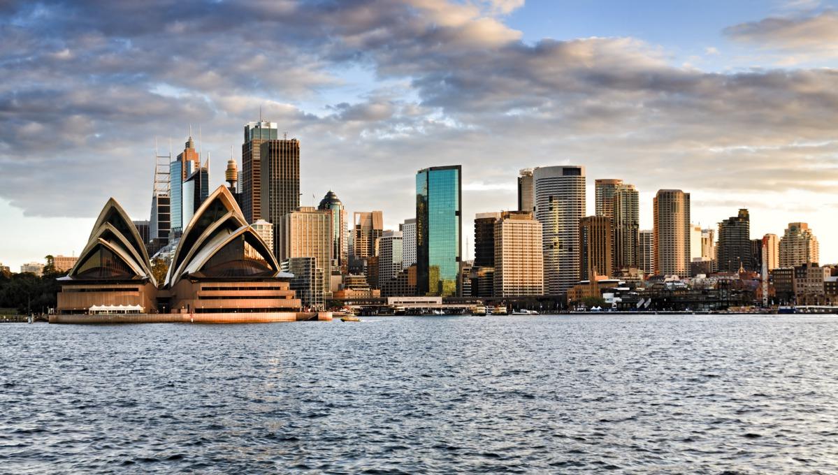 Sydney, Australia - Part of Regent Seven Seas' full world cruise 2017