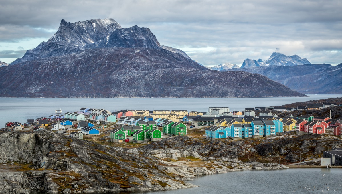 Discover Greenland on Oceania's 2017 ex-UK cruise