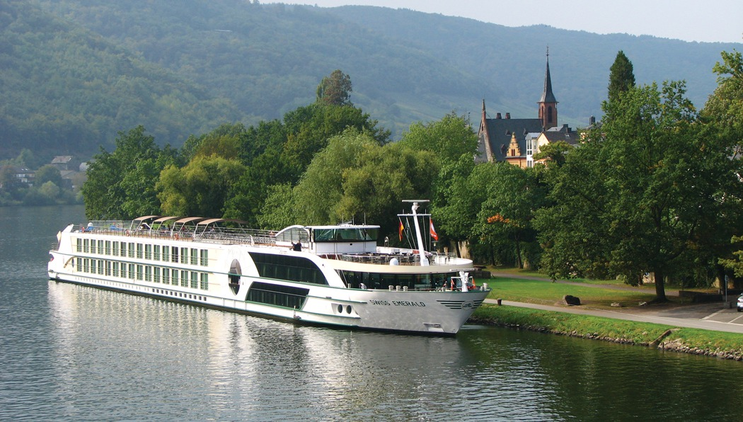 Tauck River Cruising - MS Swiss Emerald in Bernkastel