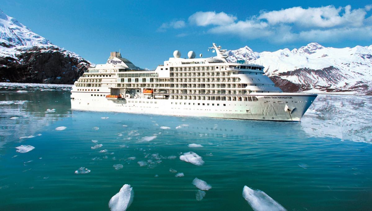 Regent Seven Seas Cruises - Navigator in Alaska