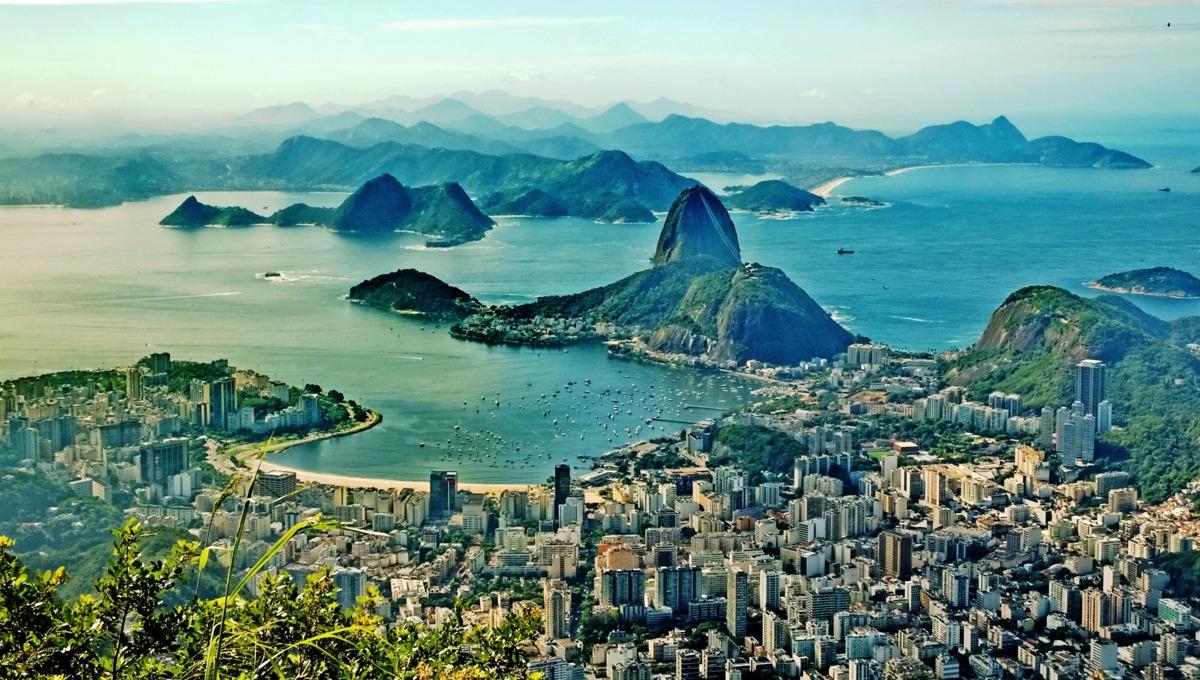 Rio de Janeiro, Brazil - host city of the 2016 Olympics