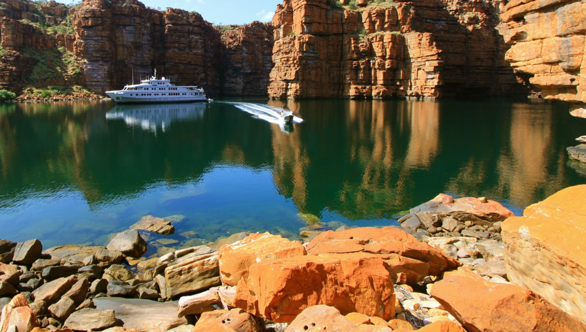 True North Adventure Cruises (formerly North Star) in the Kimberley Region, Australia