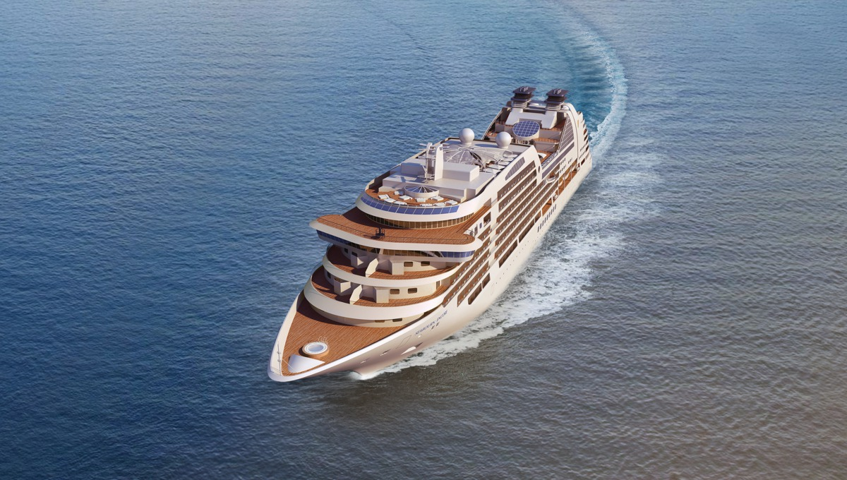 Seabourn Encore, part of a new generation of luxury cruise ships