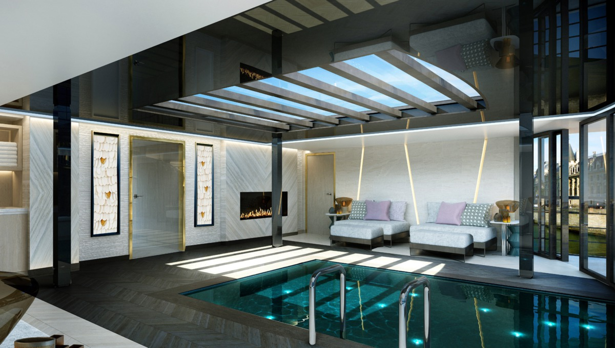 Crystal Bach pool