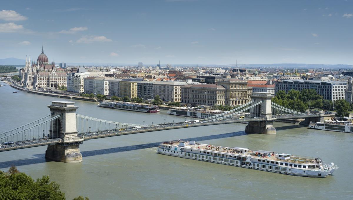 Crystal Mozart review - Danube river cruising
