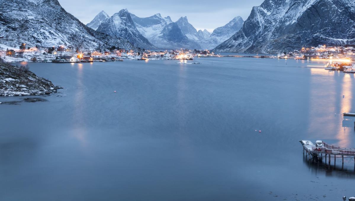Norwegian Fjords & North Cape Cruises - Reine, Lofoten islands