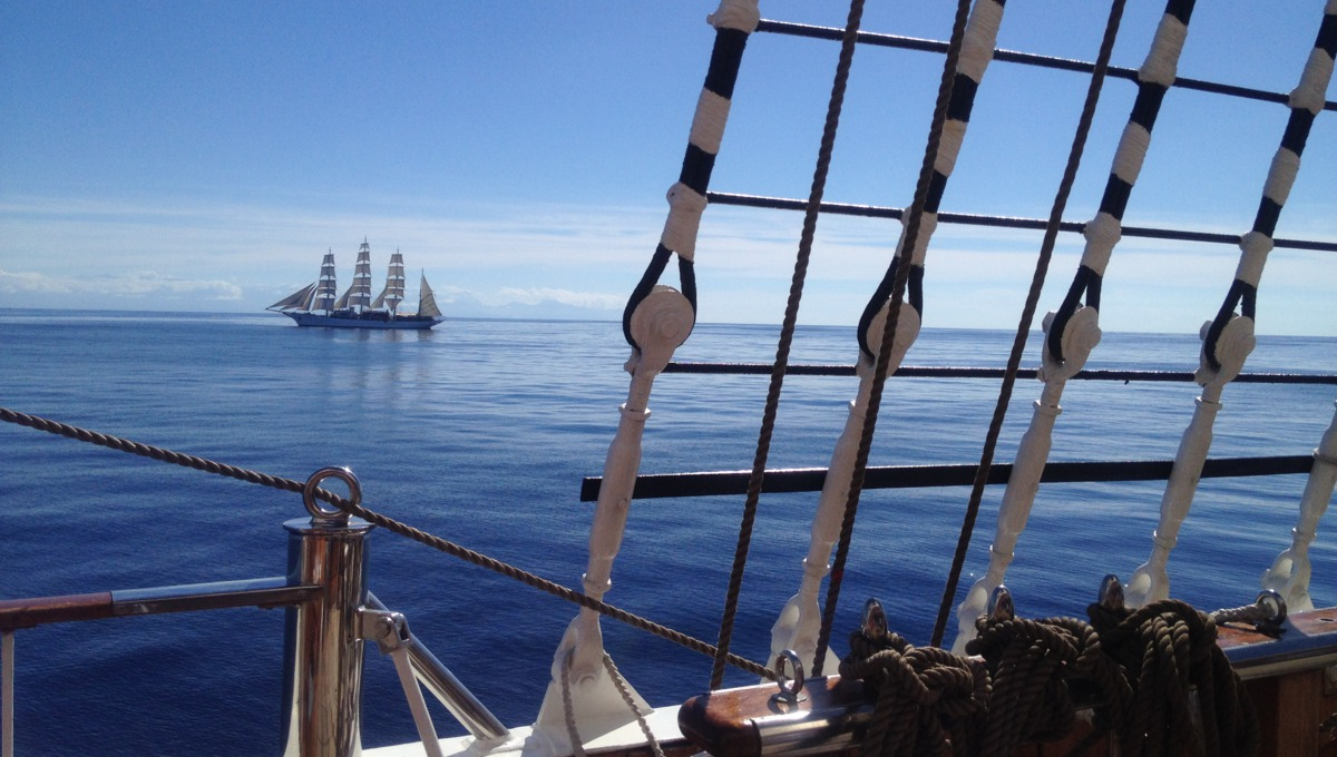 Sea Cloud Cruises - Sea Cloud II
